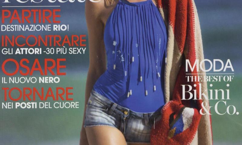 Marie Claire ITALIA June 2014