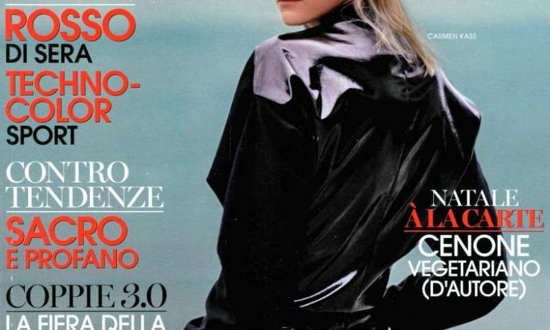 Marie Claire ITALIA December 2014