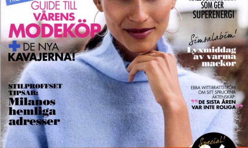 Femina Sweden February 2016