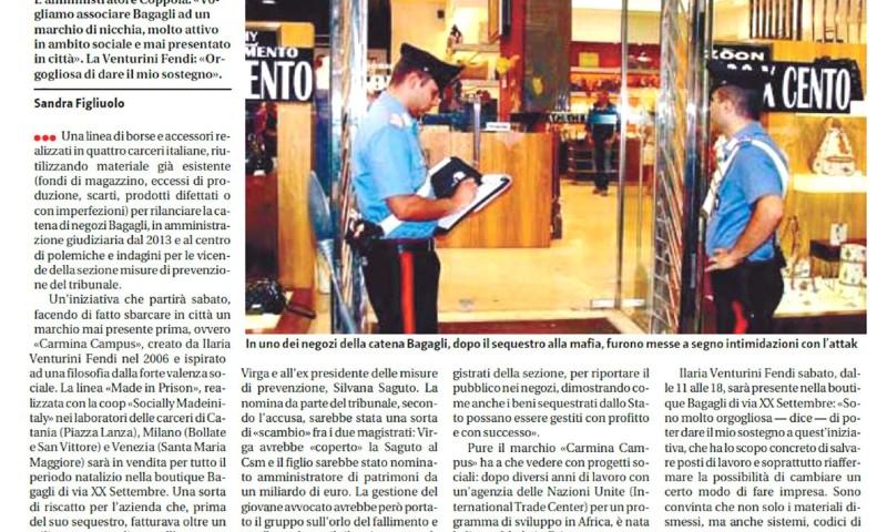 Il Giornale di Sicilia December 9 2015