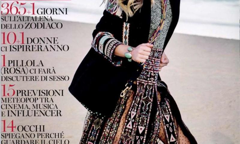 Marie Claire ITALIA January 2016