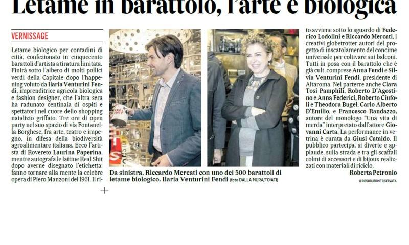Il Messaggero Italia December 20 2016