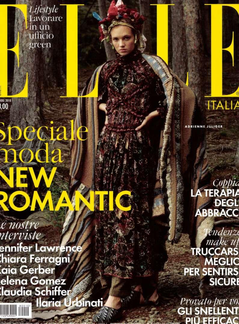 Elle ITA 2018-10-1 Cover