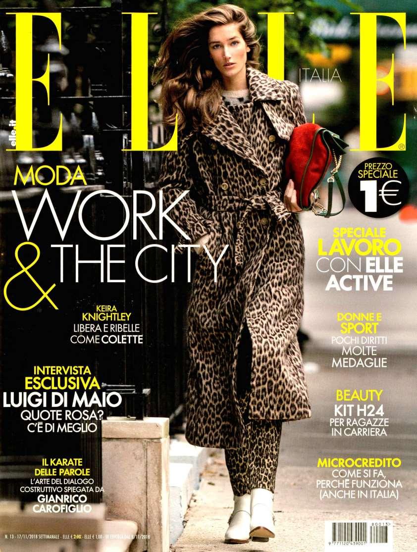 Elle ITA 2018-11-17 Cover